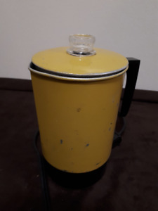vintage electric tea kettle