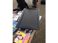 18.5 inch flat screen TV, good condition