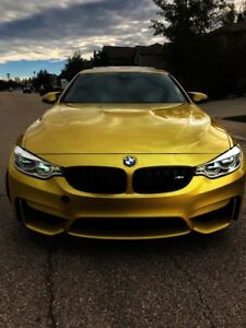 2015 BMW M4 EXEC. PREM. TECH. LOW KM, SUNROOF, FULL LOAD