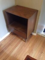 Mid century  table / hall stand / tv stand
