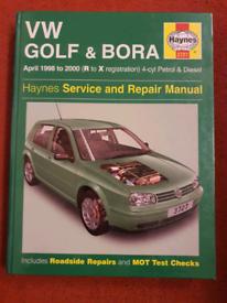 Hayes manual - VW Golf (Mk4)