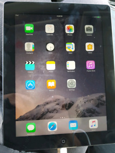 IPAD 4th Generation 16Gb WiFi and Bluetooth $200