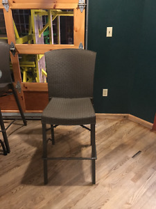 Commercial Hi-Top Chairs
