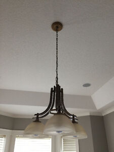 Ceiling light in excellent condition Stratford Kitchener Area image 1