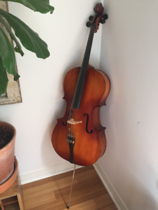Cello - 3/4 Franz Hoffman for $1200