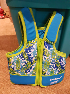 Toddler Swim School Swim Training Vest