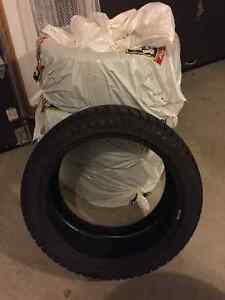 4 Pirelli Winter Tires, used for 1 winter only!