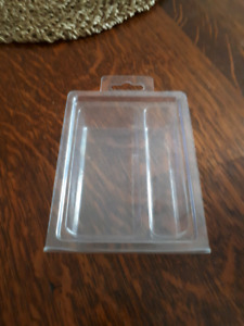 Action Figure clear storage case