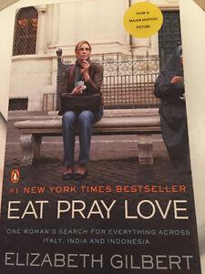 ELIZABETH GILBERT ~ EAT, PRAY, LOVE