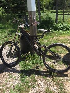 Norco atomik downhill bike for trade or cash
