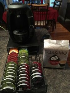 Tassimo & disc holder with discs