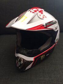 Downhill Mountain Bike Helmet (size medium)