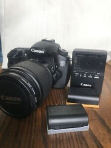 Canon 60d w/ efs 15-85mm