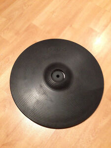 Roland OEM cymbals mounts and cymbal pads.