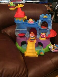 Playskool Weebles Castle