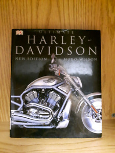 Ultimate Harley Davidson Collection Book