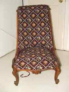 Antique Knitting Chair