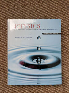 Physics For Scientists and Engineers a Strategic Approach 4th ed