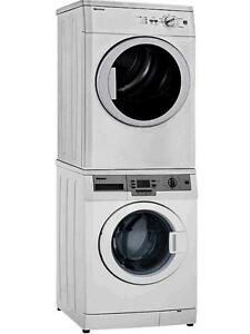 24'' NEW front load Blomberg  Washer/Dryer