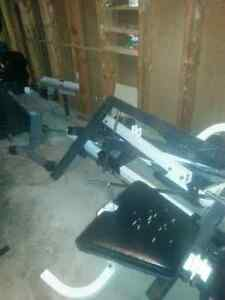 Weights for sale// Home gym  Kitchener / Waterloo Kitchener Area image 2