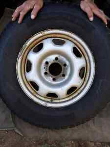 Roues Ford f150