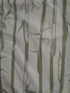 "Set of curtains: 2 short  48""L x 16""W and 2 long 78""L x 96""W"
