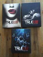 True blood seasons 1,2 & 3