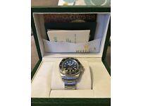 Rolex Sea-Dweller Deep Sea 116660 D-Blue men's style watch