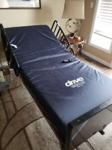 Electric Adjustable Hospital Bed for Home Use