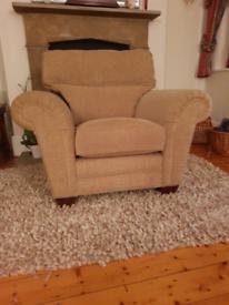 Chair light brown