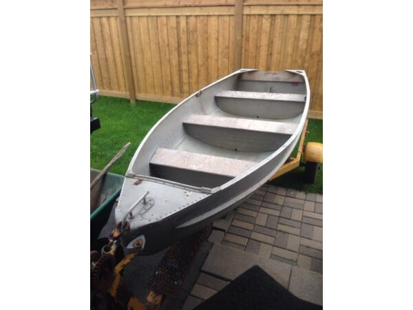 1957 Other Feathercraft 12 Car Topper