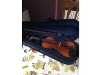 3/4 violin- good condition