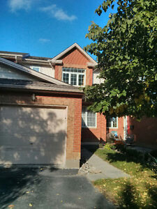 Kanata North Townhouse For Rent