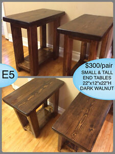 CUSTOM SOLID WOOD COFFEE TABLES AND MORE Kingston Kingston Area image 5
