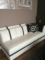 Leather sofa set ( sectional ) for sale!!!