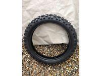 Pirelli motorbike tyre motorcross enduro 120/80/19