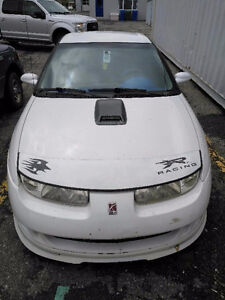 1998 Saturn S-Series Coupe (2 door) (Price Negotiable)