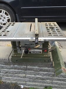 Makita 10 inches table saw