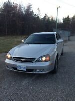 2006 Chevy Epica low Km's automatic