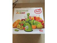 Juicer the Eco friendly juicer