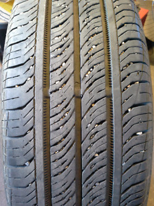 195/65R15 CONTINENTAL PRO CONTACT have two