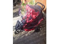 Phil & ted's sport pushchair double stroller