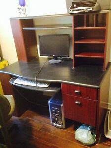 Heavy durable commercial grade computer/office desk