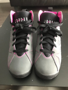 Air Jordan 7 retro 30th GG Valentines Day 7 youth