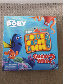 Dory guess who