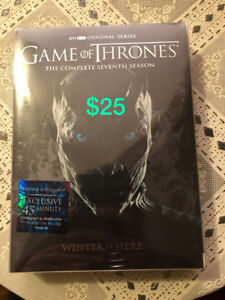 Game of Thrones Season 7 DVD Free Delivery