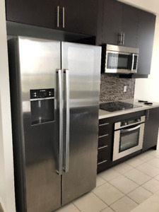 FULL APPLIANCE PACKAGE!!! STAINLESS STEEL