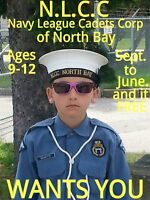 Free Activities for Youth Ages 9-12 - NAVY LEAGUE CADETS