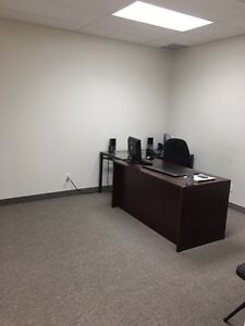 Office space for rent in Mississauga office building