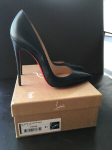 LOUBOUTINS SO KATE FOR SALE SIZE 41!! LIGHTLY WORN $450 OBO